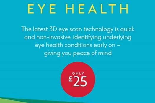 3D EYE SCAN - BOOTS OPTICIANS