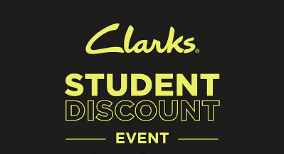 CLARKS 20% OFF STUDENT DISCOUNT - Home